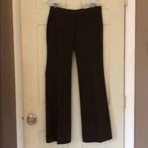 Body by Victoria/The Kate Fit brown pants